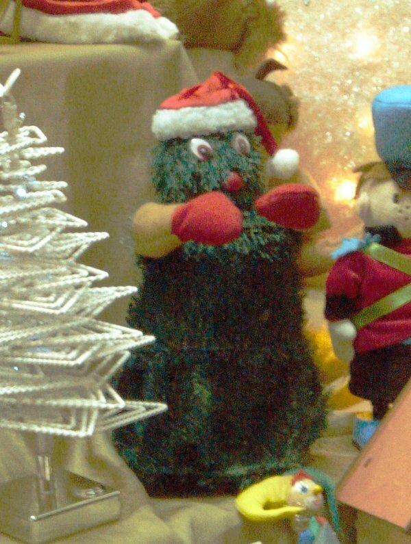 Abominable hombre de la navidad