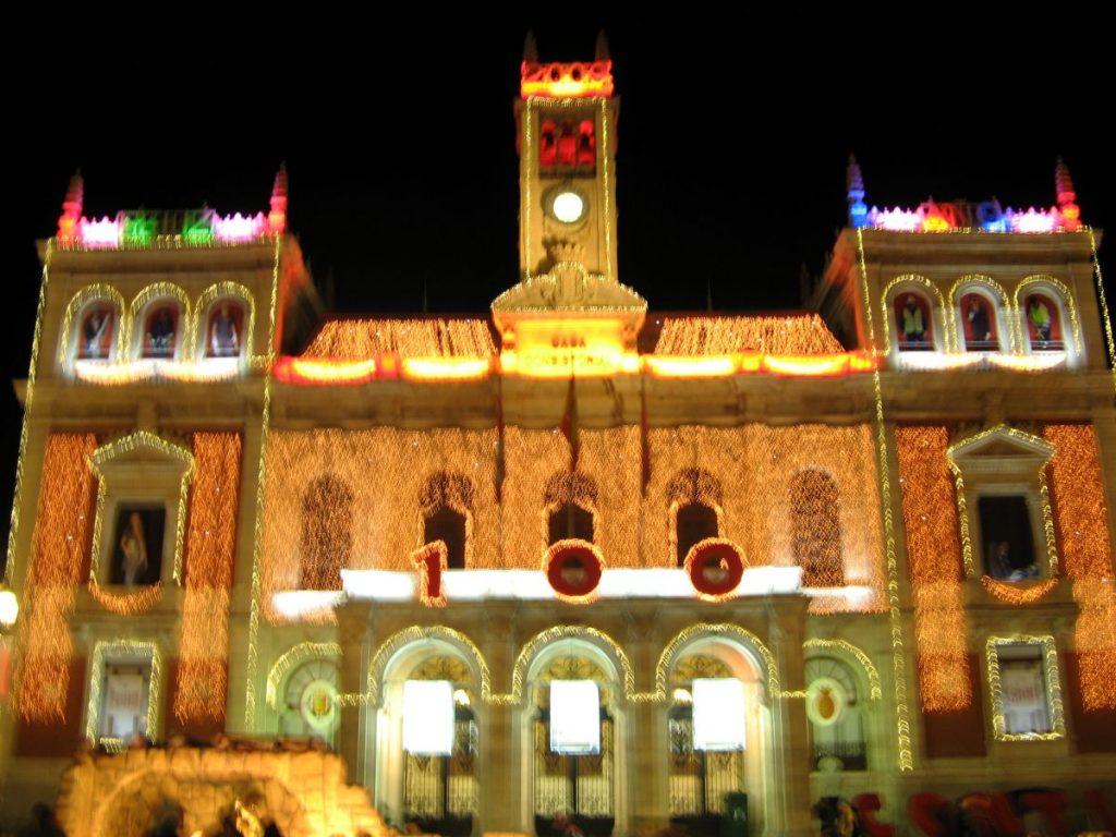 fachada ayuntamiento valladolid