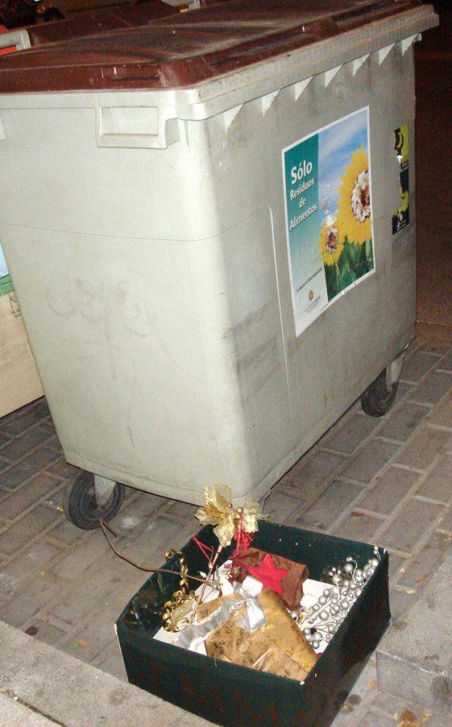 La navidad es basura