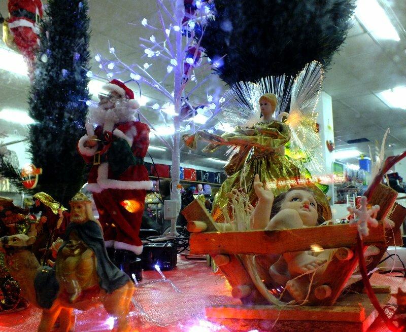 Sincretismos de la navidad